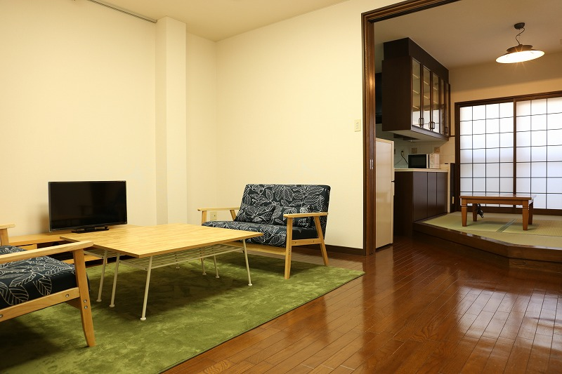 The International Share House Borderless House Tsuruhashi Was Opened In  OSAKA!